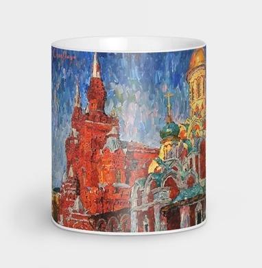 Красная площадь - город, Новинки