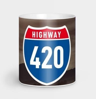 Highway 420, Кружка
