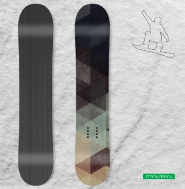 облако - Наклейки на доски - сноуборд, скейтборд, лыжи, кайтсерфинг, вэйк, серф