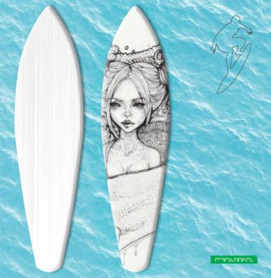 Астарта - Наклейки на серф