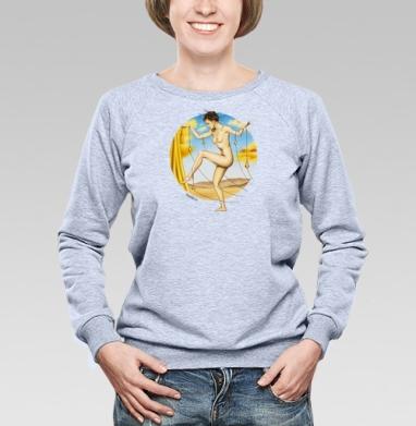 Момент спокойствия - Купить детские свитшоты красивые в Москве, цена детских свитшотов красивых  с прикольными принтами - магазин дизайнерской одежды MaryJane