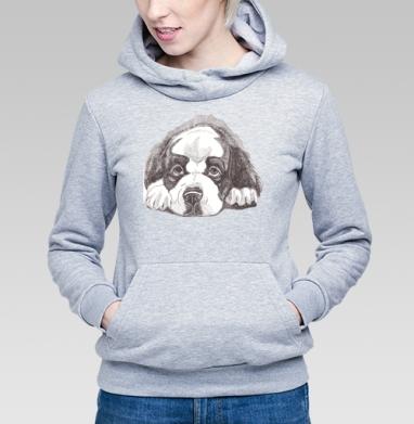 Сенбенар - Купить детские толстовки с собаками в Москве, цена детских толстовок с собаками  с прикольными принтами - магазин дизайнерской одежды MaryJane