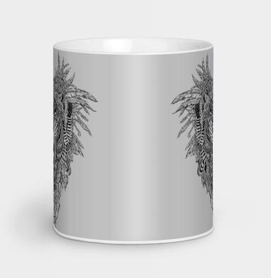Тигр гривастый - лицо, Новинки
