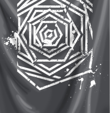 Грязная роза - Череп