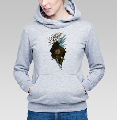 Деревянная звезда - Купить детские толстовки с деревьями в Москве, цена детских толстовок с деревьями  с прикольными принтами - магазин дизайнерской одежды MaryJane