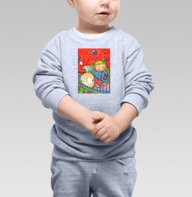 Волшебство океана - Детские футболки с прикольными надписями