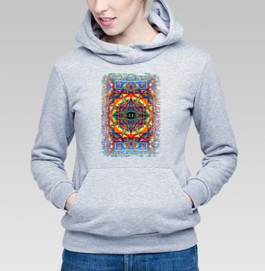 Озарение - Купить детские толстовки с илюстрациями в Москве, цена детских толстовок с илюстрациями  с прикольными принтами - магазин дизайнерской одежды MaryJane