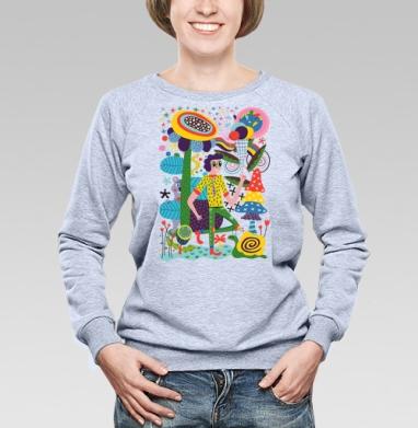 Л-Е-Т-О - Купить детские свитшоты с мороженным в Москве, цена детских свитшотов с мороженным  с прикольными принтами - магазин дизайнерской одежды MaryJane