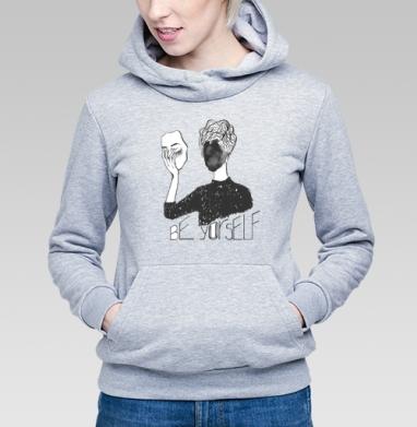 Будь собой - Купить детские толстовки модные в Москве, цена детских толстовок модных  с прикольными принтами - магазин дизайнерской одежды MaryJane