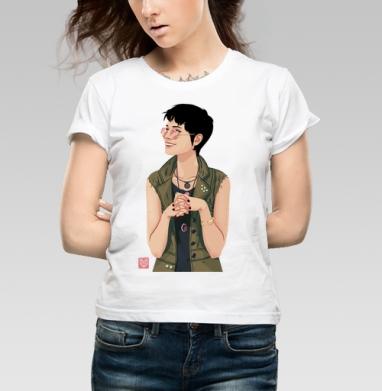Розовые очки - Интернет-магазин женских футболок. Купите женские футболки сегодня.