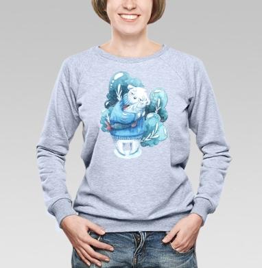 Рыба моя - Купить детские свитшоты с китами в Москве, цена детских свитшотов с китом с прикольными принтами - магазин дизайнерской одежды MaryJane
