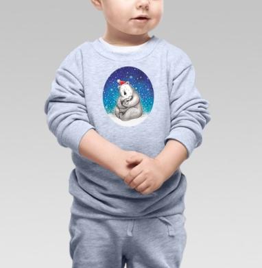 Тёплые обнимашки - Детские футболки новинки