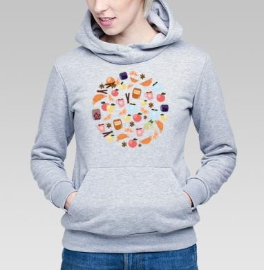 Сладости и радости - Купить детские толстовки сладости в Москве, цена детских толстовок со сладостями  с прикольными принтами - магазин дизайнерской одежды MaryJane