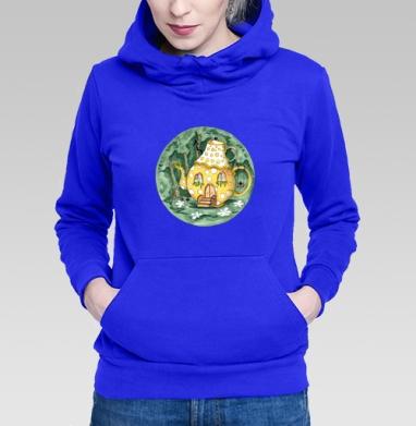 Чайный домик - Толстовки женские в интернет-магазине