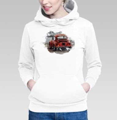 Фольксваген жук (жен.) - Толстовки на автомобильную тему