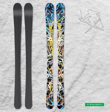 Атридис - Наклейки на лыжи