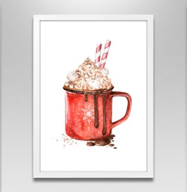 Зимний напиток - Постеры, сладости, Популярные