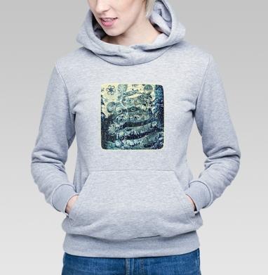 Хранитель зимнего леса - Толстовки женские в интернет-магазине