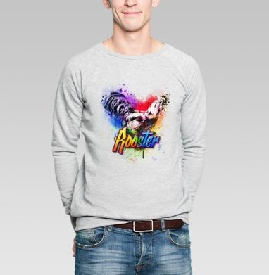 Граффити петух - Купить свитшот