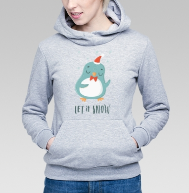 Снежно - Толстовки женские в интернет-магазине