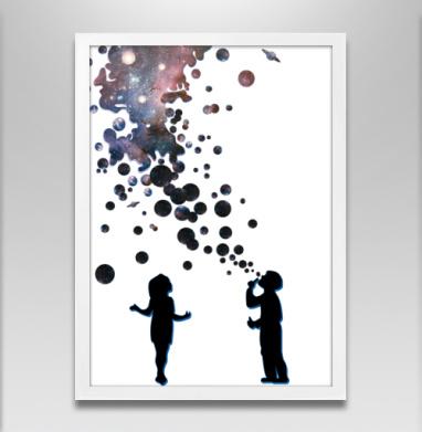 Весь мир-космос - Постеры, любовь, Популярные