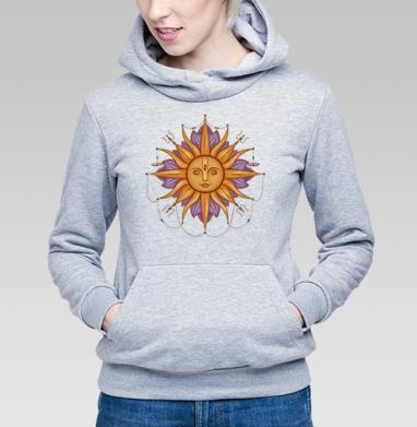 Солнце Сурья - Купить детские толстовки с символами в Москве, цена детских толстовок с символом с прикольными принтами - магазин дизайнерской одежды MaryJane