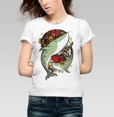 Киты - Интернет-магазин женских футболок. Купите женские футболки сегодня.