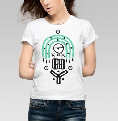 Ethnic monster - Купить детские футболки этно в Москве, цена детских футболок этно  с прикольными принтами - магазин дизайнерской одежды MaryJane