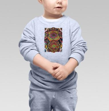 Психоделические мультики - Детские футболки