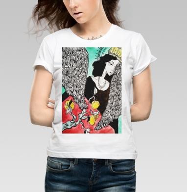 Птица сирен - Интернет-магазин женских футболок. Купите женские футболки сегодня.