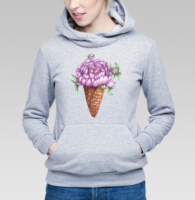 Волшебное мороженное для воздушной девушки - Купить детские толстовки красивые в Москве, цена детских  красивых  с прикольными принтами - магазин дизайнерской одежды MaryJane