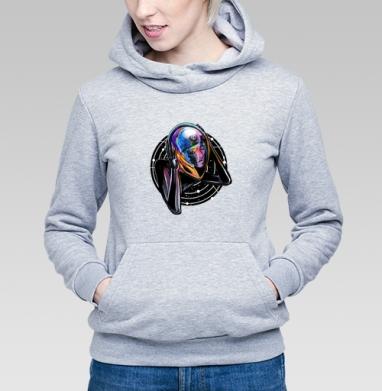 Она и космос - Толстовки женские в интернет-магазине