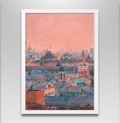 Заиконоспасский монастырь - Постеры, СССР, Популярные