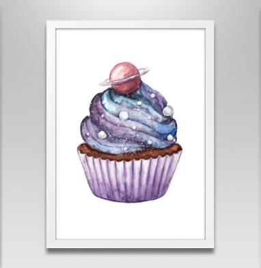 Космический десерт - Постеры, космос, Популярные