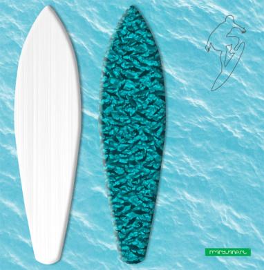 Акулы - Наклейки на серф