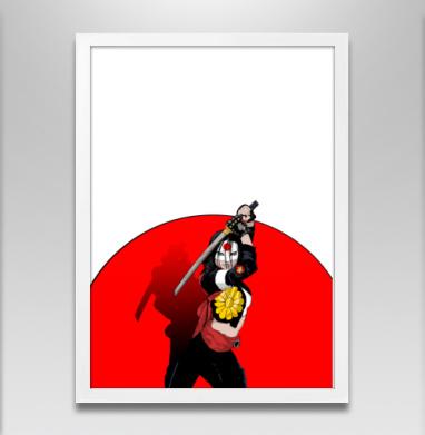 Катана  войн тени - Постеры, оружие, Популярные