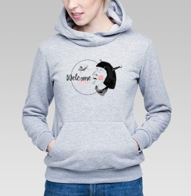 Прилетай - Купить детские толстовки с космосом в Москве, цена детских толстовок с космосом  с прикольными принтами - магазин дизайнерской одежды MaryJane