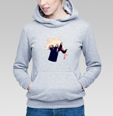 Рыбка - Купить детские толстовки со смайлами в Москве, цена детских толстовок со смайлами с прикольными принтами - магазин дизайнерской одежды MaryJane