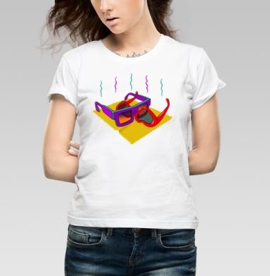 All Ladies Do It - Купить детские футболки с солнцем в Москве, цена детских футболок с солнцем с прикольными принтами - магазин дизайнерской одежды MaryJane