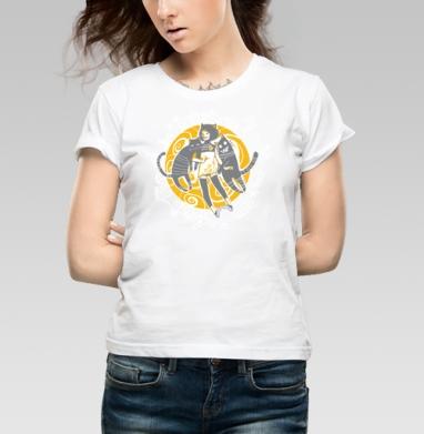 Street Cats - Купить детские футболки с городами в Москве, цена детских футболок с городами  с прикольными принтами - магазин дизайнерской одежды MaryJane