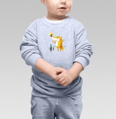 Мечтательно-летательное - Купить детские свитшоты нежность в Москве, цена детских свитшотов нежность  с прикольными принтами - магазин дизайнерской одежды MaryJane