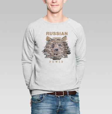 Русский медведь - Купить свитшот