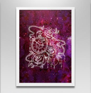 Пространство и время - Постеры, космос, Популярные
