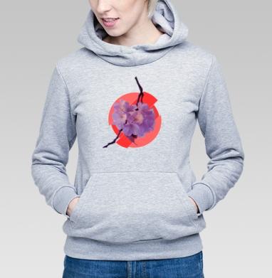 Японская весна - Купить детские толстовки осень в Москве, цена детских толстовок осенних  с прикольными принтами - магазин дизайнерской одежды MaryJane