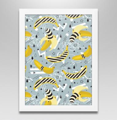 Арт бананы - Постеры, Фрукты