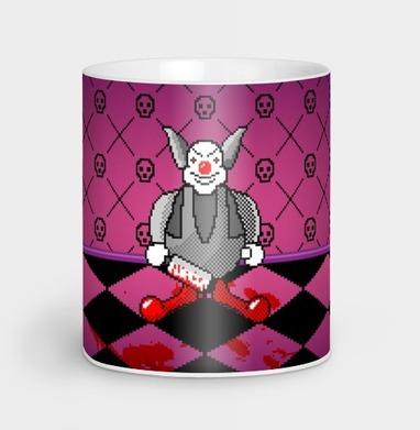 Злой клоун - мужские, Новинки