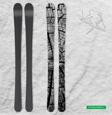 Кольца жизни - Наклейки на лыжи