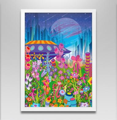 Тайна пятой планеты - Постеры, музыка, Популярные