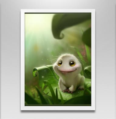 Лягушка выздоровела - Постеры, красота, Популярные