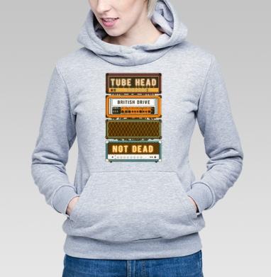 Ламповая голова - Купить детские толстовки музыка в Москве, цена детских толстовок музыкальных  с прикольными принтами - магазин дизайнерской одежды MaryJane
